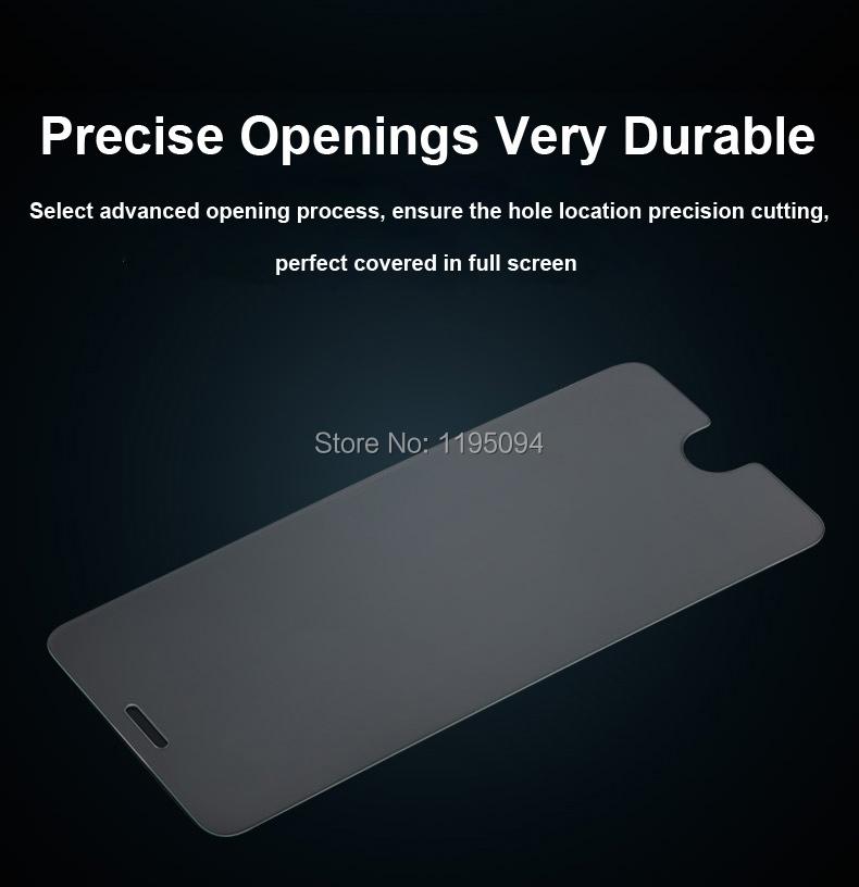 ודק במיוחד פרימיום מזג זכוכית סרט מגן לאייפון 6 מגן מסך 4.7