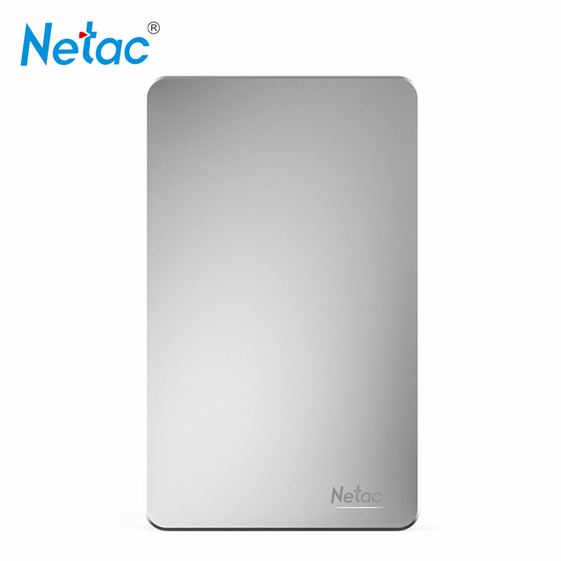 Luxury Metal Business Style Netac K330 USB 3.0 External Hard Disk 1TB HDD Laptop PC External Hard Drive 1tb with Retail Packing(China (Mainland))