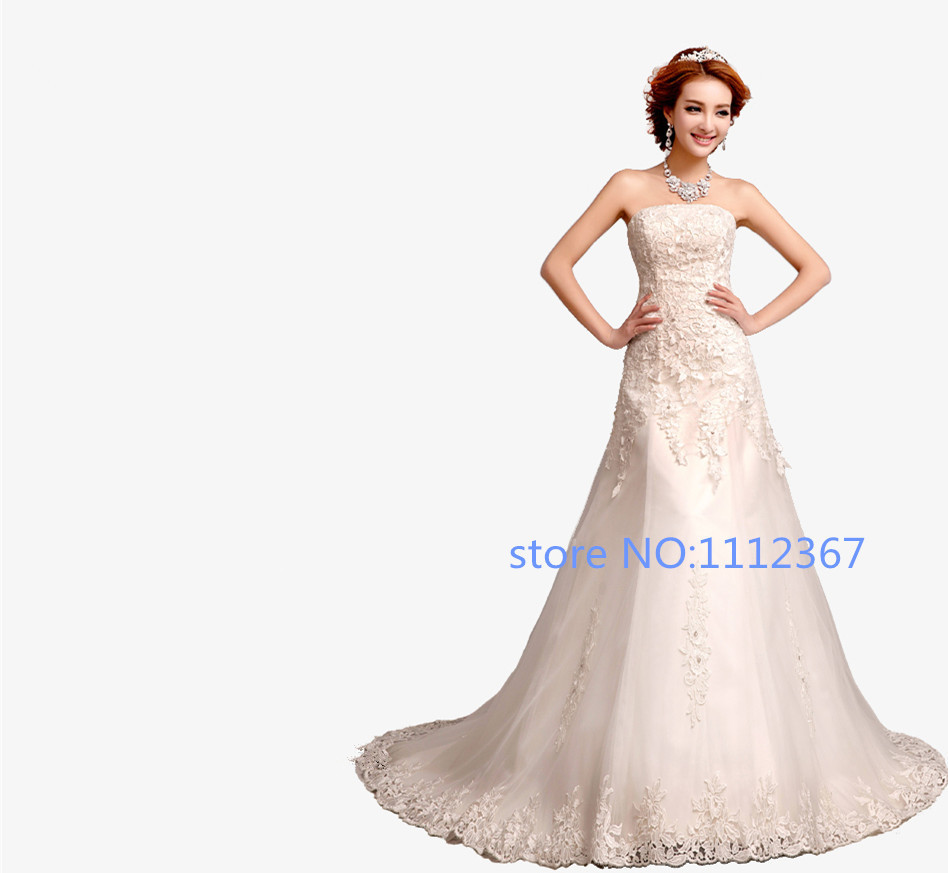 wedding dress normal size 2 16 from reliable wedding house suppliers