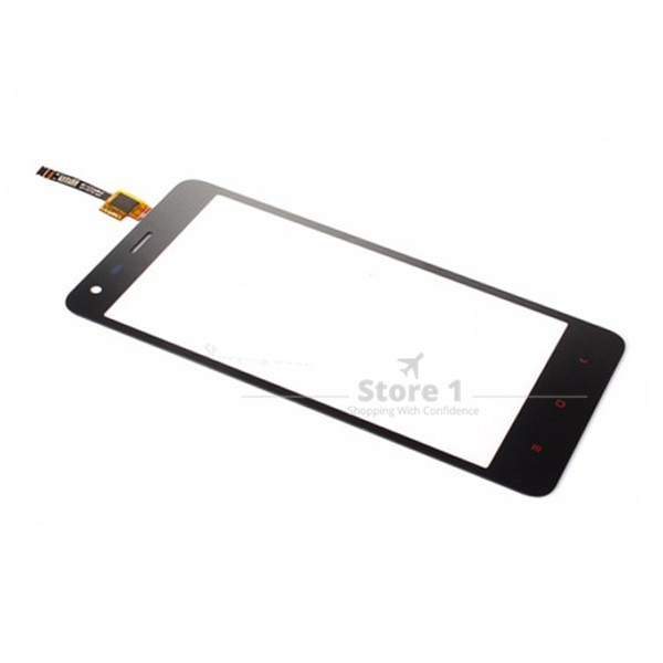 for Xiaomi Redmi 2 Premium Touch Screen Glass Panel Digitizer Connector Touchscreen Replacement Parts for Xiaomi Hongmi 2