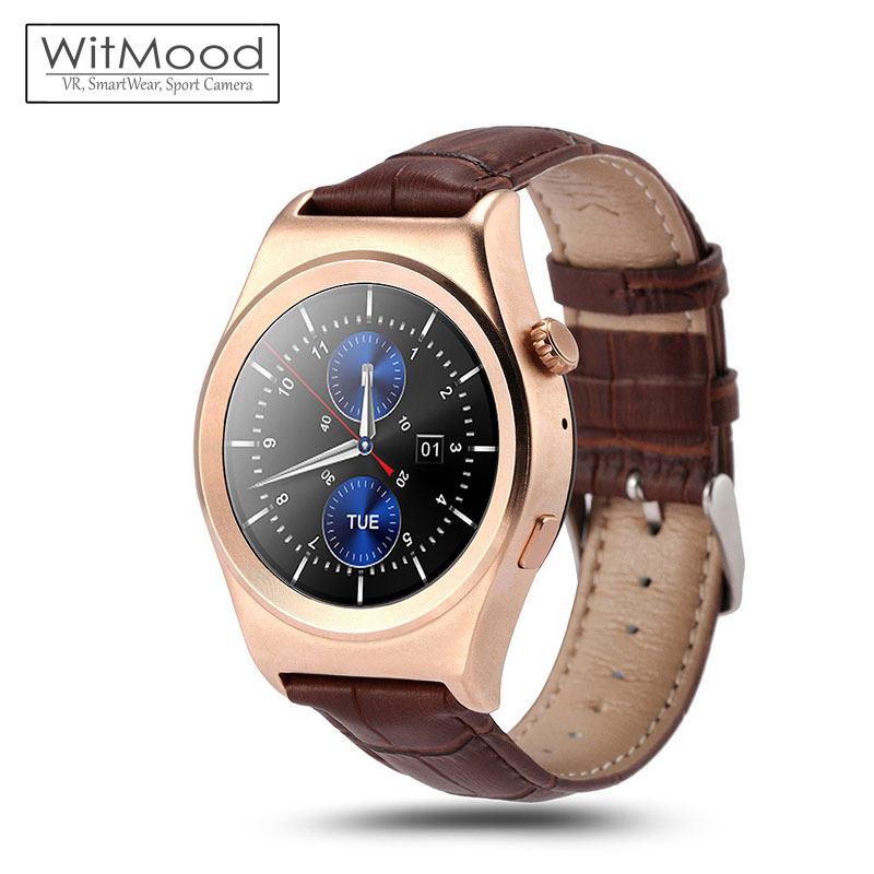 X10 Smart Watch MTK2502C Bluetooth Watch Heart Rate ...