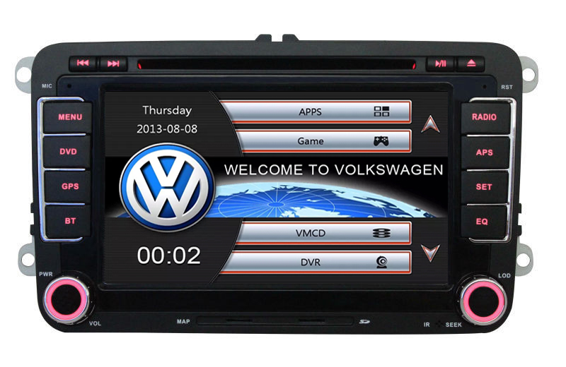 Wholesales 7 Double Din Capacitive Touch Screen font b Car b font DVD Player font b