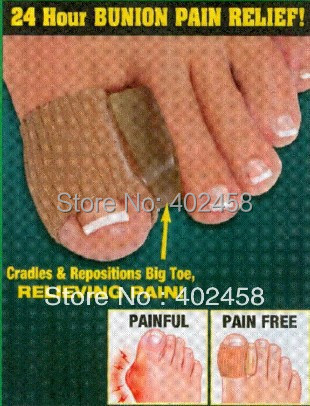 Wholesale 3pairs/lot  free shipping retail 100% Gel-cap for Digital Gel foot care Separator toe good quality