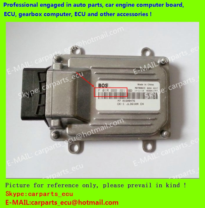 For Dongfengxiaokang car engine computer board/ECU/ Electronic Control Unit/Car PC/ F01RB0D073 3600100-OS /driving computer(China (Mainland))