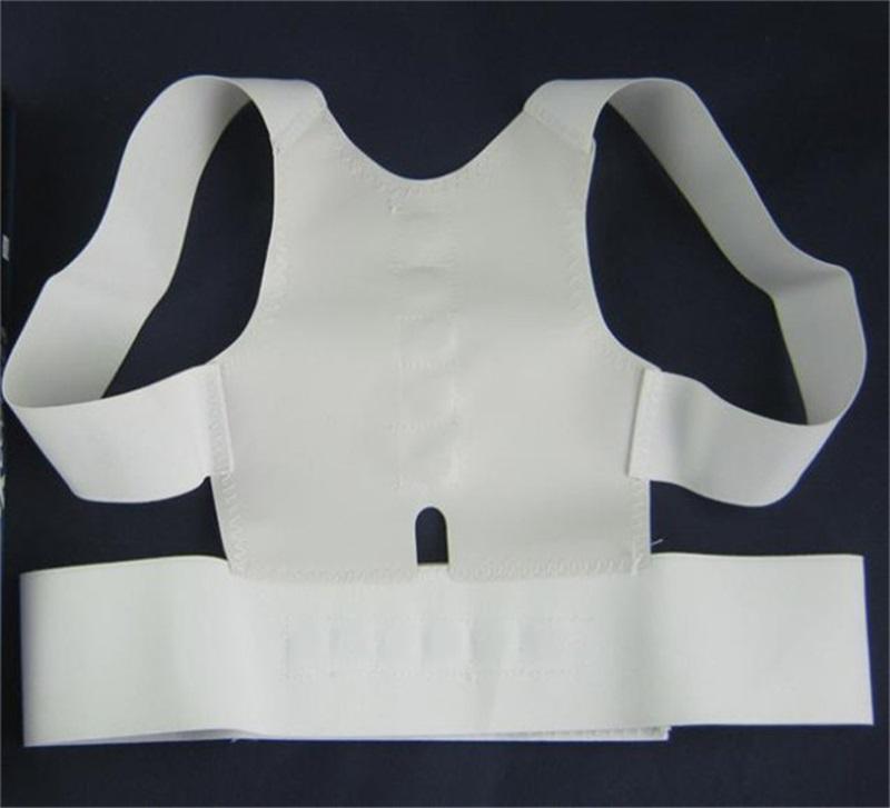 2015 Hot Sale Free Shipping Women Lower Back Pain Back Posture Corrector Lumbar Spine Correction Belt Posture Body Shaper(China (Mainland))