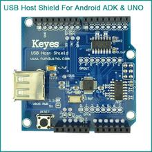 USB Host Shield Support Google Android ADK & UNO MEGA Duemilanove 2560 For Arduino