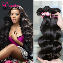 Peruvian Virgin Hair Body Wave 4 Bundle Deals Queen Hair Products Unprocessed Beauty Human Hair Weave Peruvian Body Wave 100G