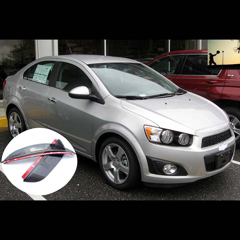 Car Styling For Chevrolet Aveo From From 2012 To Now