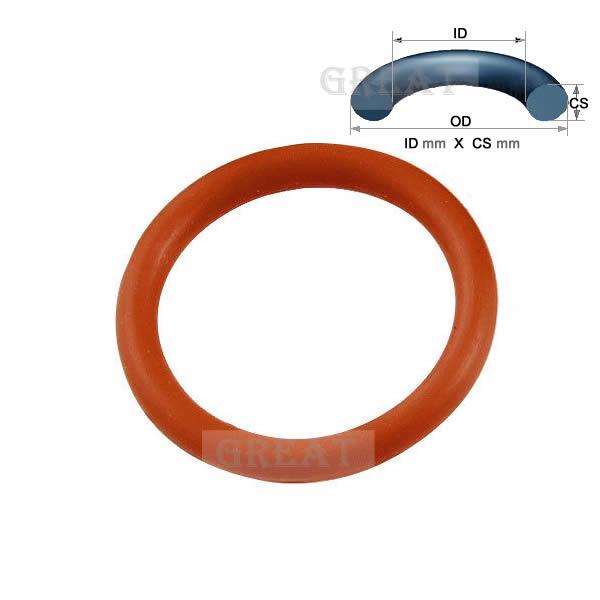 12x2 5 oring 12mm id x cs viton fkm sha 75 brown o ring oring sealing o ring rubber in. Black Bedroom Furniture Sets. Home Design Ideas