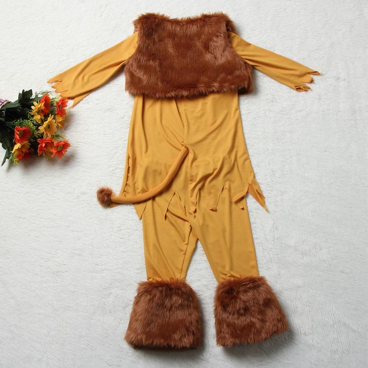 2016 New Baby Girl Clothing Set EK015 Cartoon Lion King