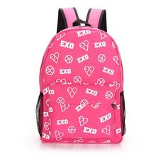 2015New leisure Travel Bags Polyester Backpack cloth art Women's Fashion Backpacks for teenage girls Mochila kippling escola(China (Mainland))