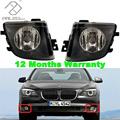 For BMW 7 Series F01 F01N F02 F02N F04 New Front Pair Of Halogen Fog Light