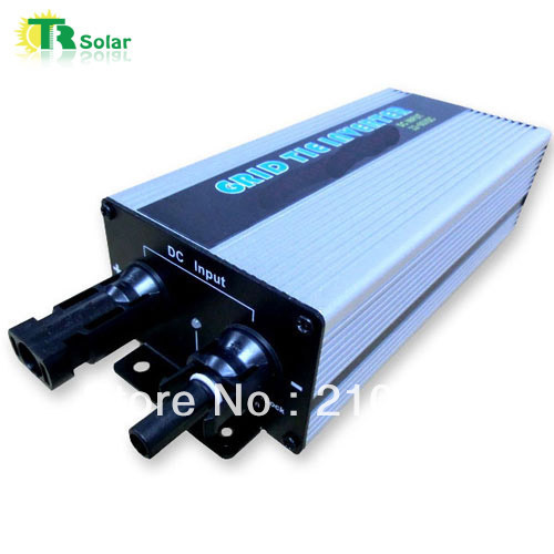 260W Waterproof Grid Tie Solar Wide Voltage Micro-Inverter Matched with 36-48V Solar Panel for Outdoor Using,three-year warranty