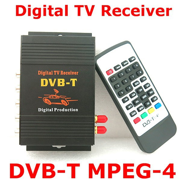 HD Car Auto DVB-T MPEG4 One Tuner HD Mobile Digital TV Receiver Box Fit for Europe Car DVD Player GPS Rated 5.0 /5 based on 2 cu(China (Mainland))