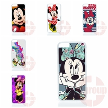 Buy Cell Phone Cases cute minnie mickey cartoon Lenovo A2010 S850 K3 K4 K5 Note Micromax Q355 Google Pixel XL for $4.95 in AliExpress store