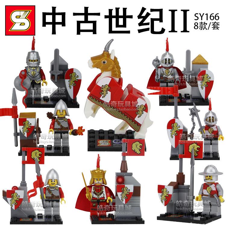 Castle Figures Toys Castle Figures Bricks Toys
