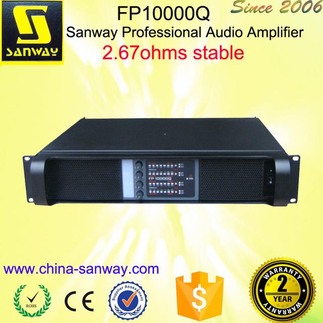 FP10000Q Professional Karaoke Sound Mixer Amplifier