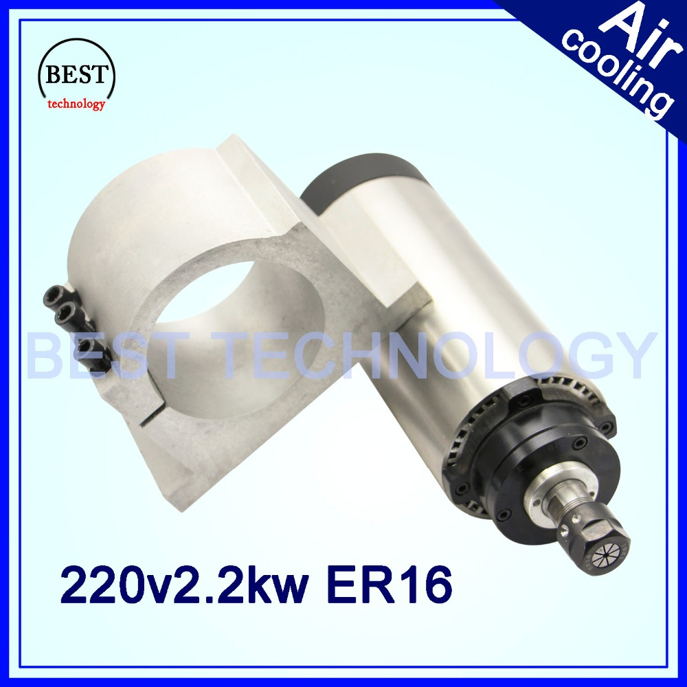 Buy Cnc Router Spindle Motor 2 2kw Air