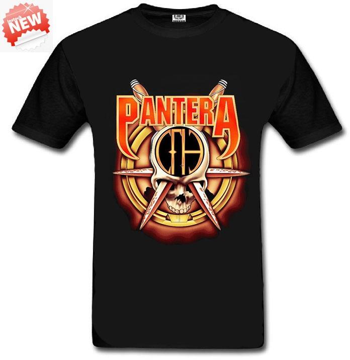 Pantera Skull Shirt Skulls 3d Printed T-shirt