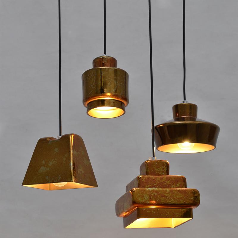 Loft american vintage restaurant lamp pendant light glass<br><br>Aliexpress