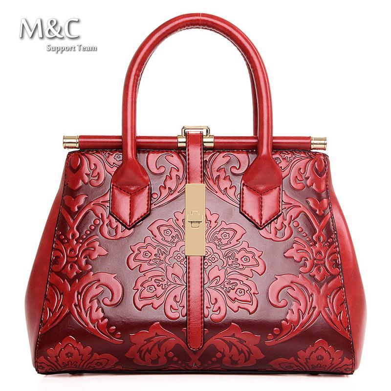 New Arrival Women Messenger Bags Leather Bag Real Genuine Leather Handbags Women Vintage bag Brands Women Shoulder Bag SD-436(China (Mainland))
