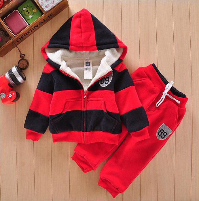 2014 cotton Minnie baby boys girls sets clothes roupa infantil hoody& outerwear kids jackets children's winter clothing sets(China (Mainland))