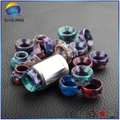 Sailing epoxy resin drip tips top cap wide bore for Kennedy 24 Comp lyfe BATTLE CAP