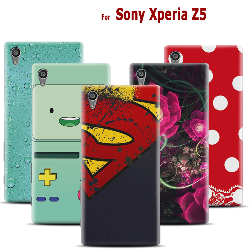 Brand-New-Fashion-Cell-Phone-Back-Skin-for-Sony-Xperia-Z5-Case-High ...