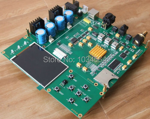 Improved FPGA Lossless mastering digital turntable player APE FLAC WAV DSD HIFI<br><br>Aliexpress