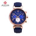 Julius Women s Lady Wrist Watch Swis Quartz Hours Best Fashion Dress Bracelet Shell Sport Leather
