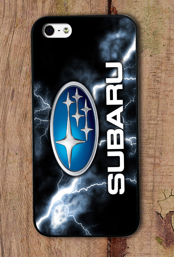 2015 Fashion New Style Subaru Car LOGO Back Case CaSO for iPhone 5 5S Cover Visual Effects Free Shipping(China (Mainland))