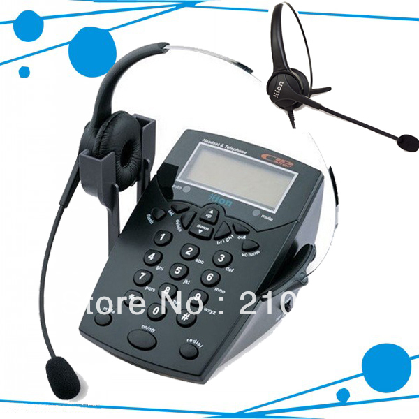 DHL freeshipping Call center telephone headset