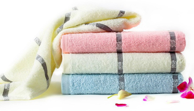 Free Shipping 3pcs/lot towel 100% Cotton face towel 32cm*69cm quick dry washcloth for adults(China (Mainland))