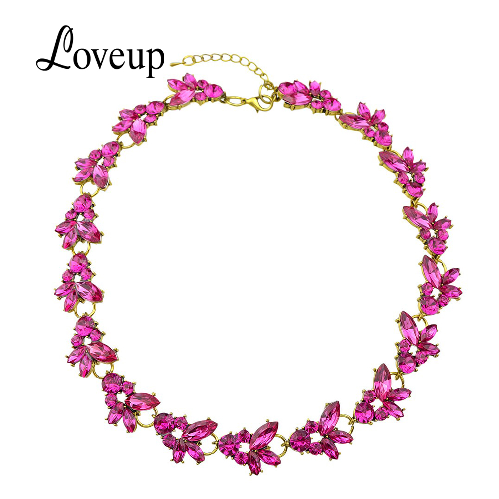 Vintage Design Colorful 4 Color Rhinestone Butterfly Decoration Chain Necklace for Women Factory Price Gift(China (Mainland))