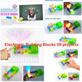 59 projects snap circuits smart electronic kit integrated circuit building blocks ELENCO Snap Circuits Extreme Science