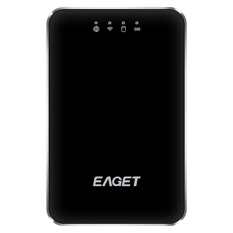 EAGET A86 1TB Wirless USB 3.0 High-Speed External Hard Disk Drives HDD 3G Router Share 3000mA Polymer Mobile power Bank(China (Mainland))