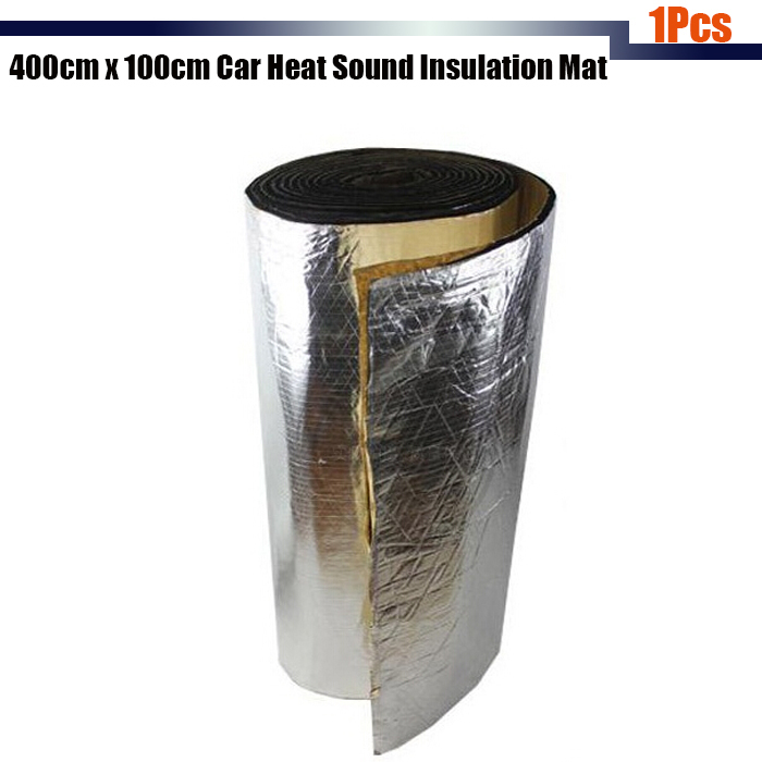 Automotive sound deadening reviews online shopping for Best sound barrier insulation