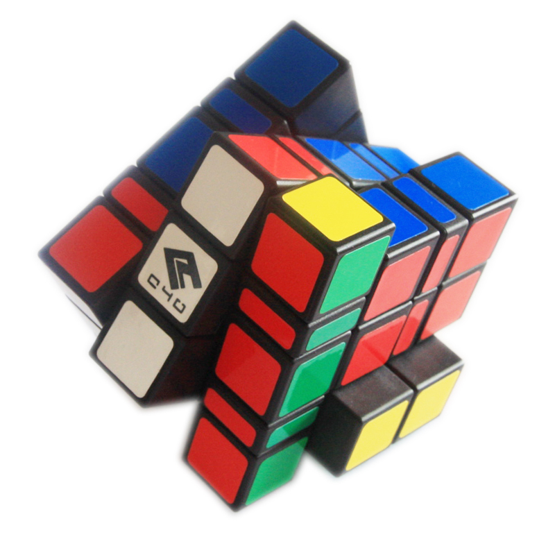 Speed Demon Cube Store] Cube4you 3x3x5 can change shap Cube toys magic Cube Puzzle(China (Mainland))