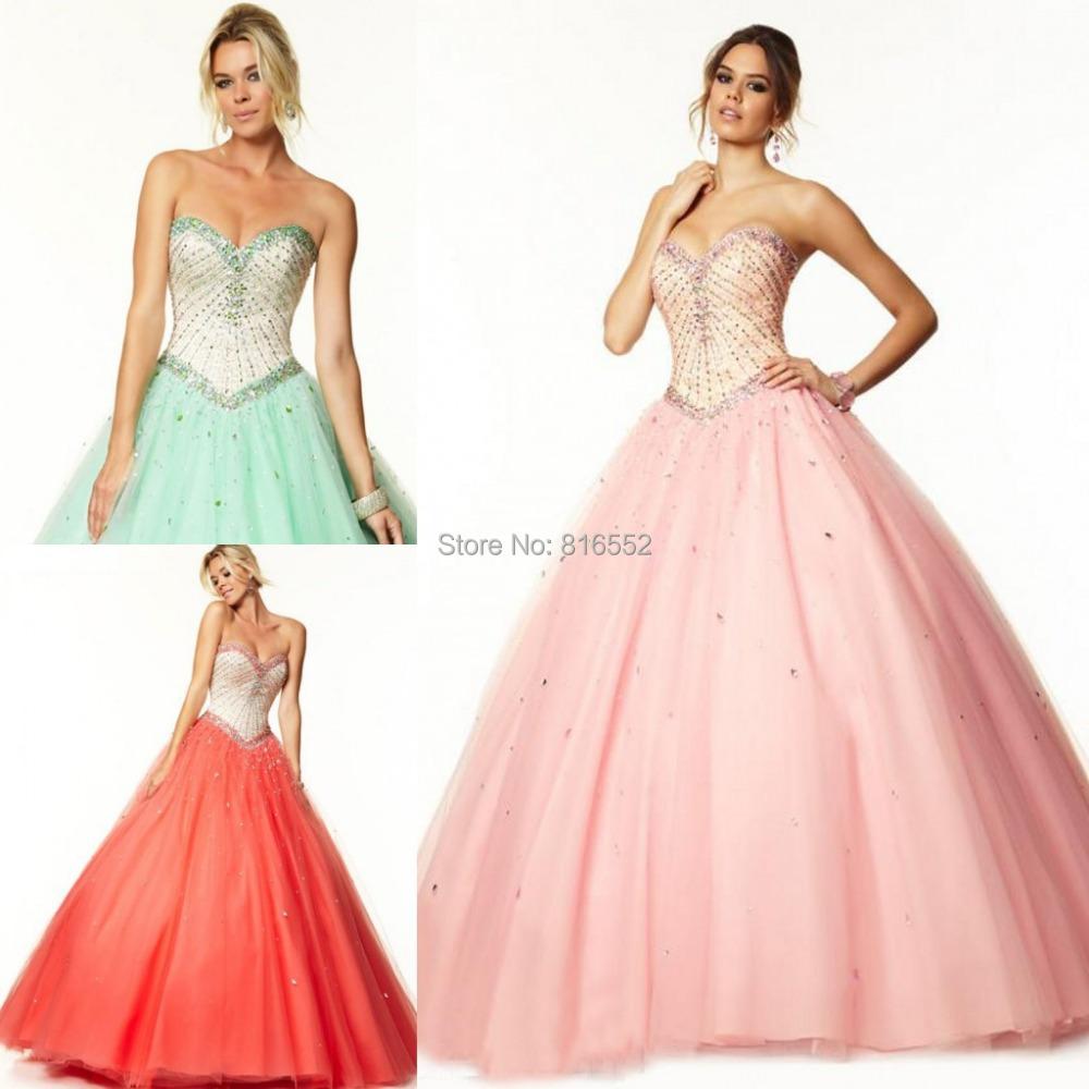 Пышное платье Brand New 2015 Vestidos 15 Anos QA267 Quinceanera Dresses QA267 brand new 2015 6 48 288 a154