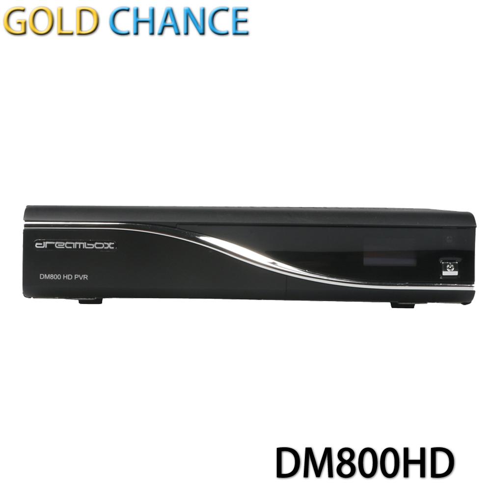 Satellite Receiver DM800 HD PVR M Tuner 800 HD SIM2.10 800HD Decoder 300 MHz Processor Linux Free Shipping(China (Mainland))