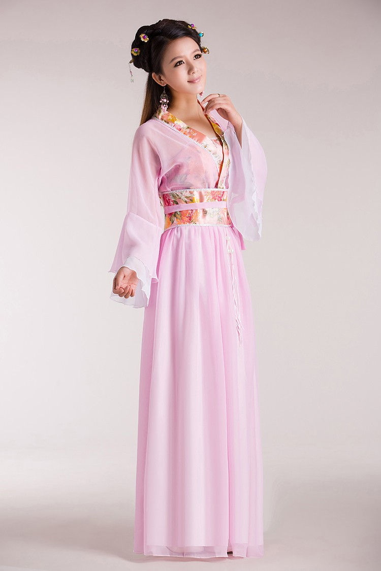 DB23759 ancient chinese costume-21