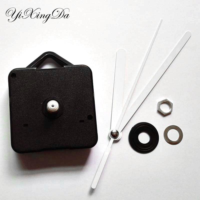 Replacement Repair Tool New Year' gift DIY Mechanism modern design Stitch/Quartz movement wall clock SKU20013(China (Mainland))