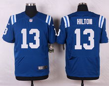 100% Elite men Indianapolis Colts 19 Johnny Unitas 13 T.Y. Hilton 12 Andrew Luck 10 Donte Moncrief 1 Pat McAfee A-1(China (Mainland))