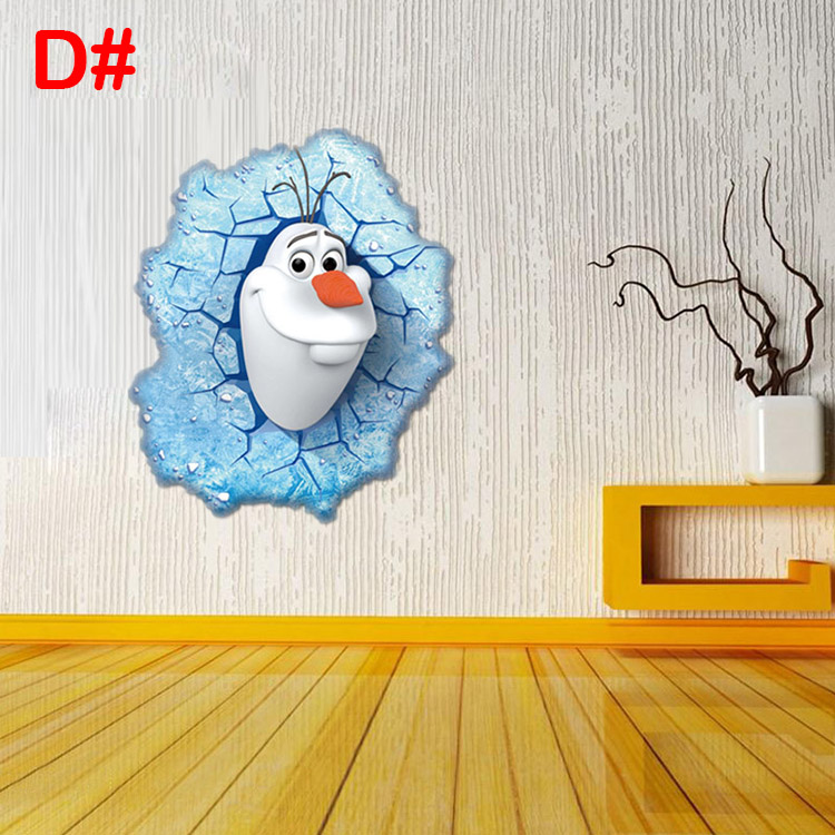 Cute Dogs Paw Patrol Wall Sticker Pets Dogs Stickers Wall Sticker Home Decor for Living Room kids Room Wall Sticker