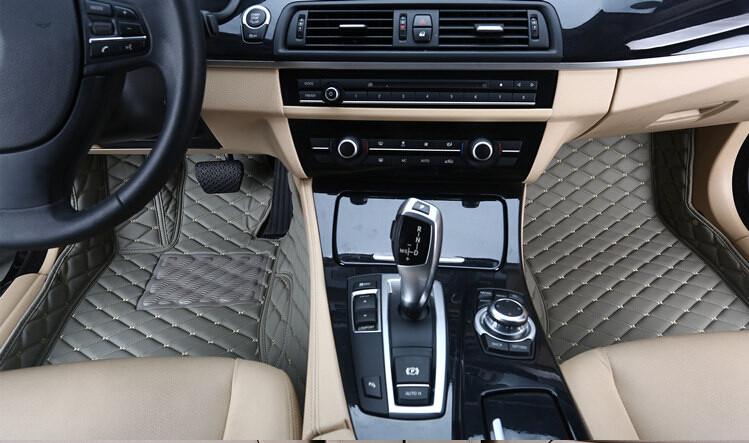 Хорошее качество! Специальные коврики для правого привода BMW 540Li 530Li 525Li 2019 43