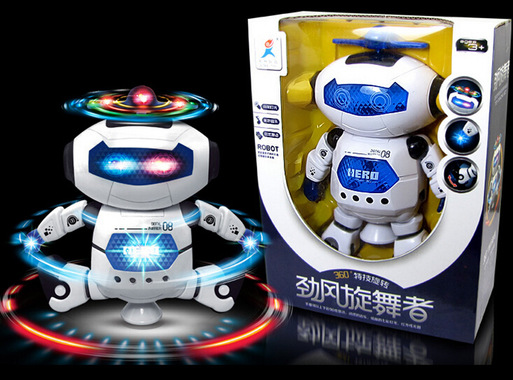 Wind dancer cool robotic toys for children free shipping(China (Mainland))