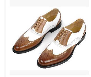 size us 5 10 black or white mens dress shoes 100 cowhide