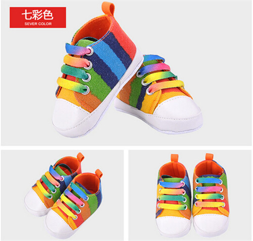 2015 Fashion Baby Shoes Newborn Boys&Girls First Walkers Kids Toddlers Sports Sneakers - Mom, i can walk store