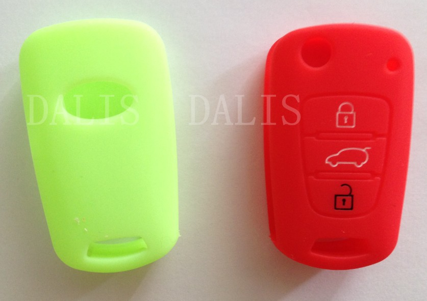 Free Shipping new silicone key cover for HYUNDAI I35 3 Button<br><br>Aliexpress