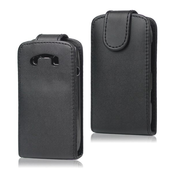 Cheap For BlackBerry 9790 Case Vertical PU Leather Flip Case for BlackBerry Bold 9790 Onyx 3 Bellagio;Black(China (Mainland))